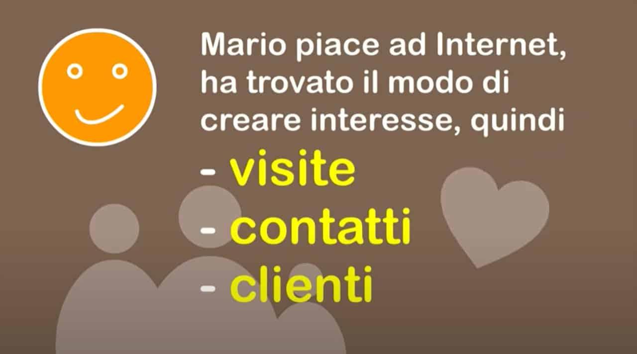 Dynamic Devotion la storia di Mario realizzazione siti web vicenza padova verona